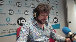 Entrevista a Radio L`Escala Samuel Arderiu